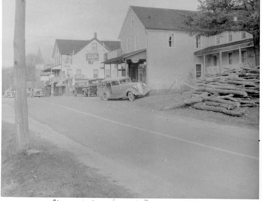 Neversink Historyneversink town