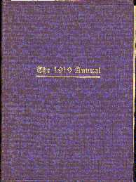 Liberty HS Yearbook for 1919 - Liberty, New York