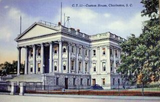 History: Custom House, Charleston, SC